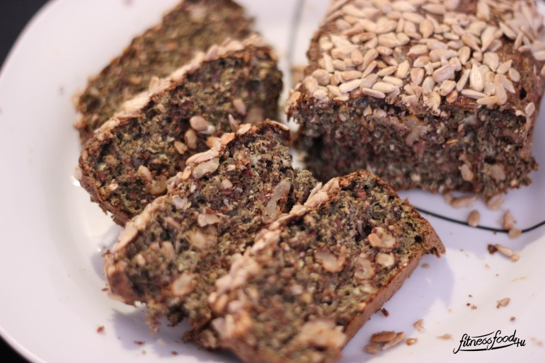 Low Carb Hanfmehl Brot