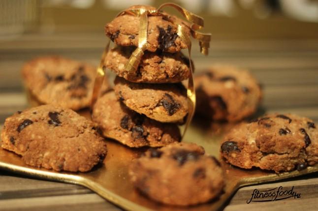 schoko cookies low carb