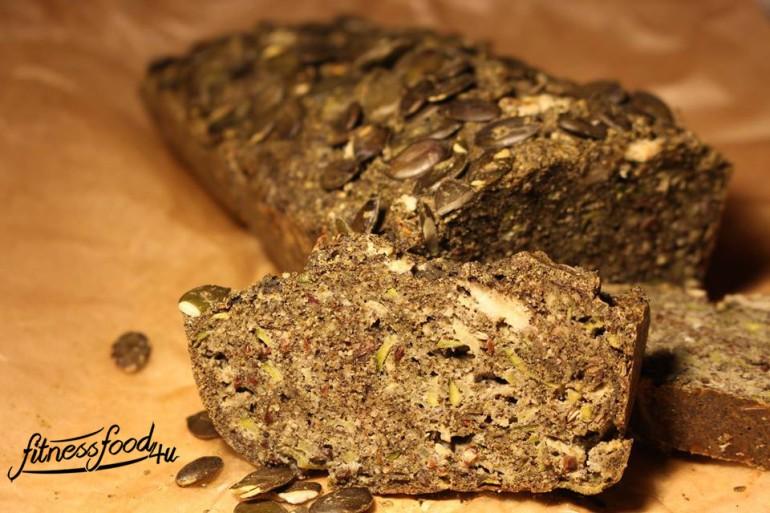 Paleo Superfood Brot
