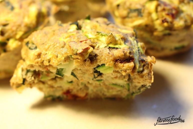 zucchini muffins paleo lowcarb