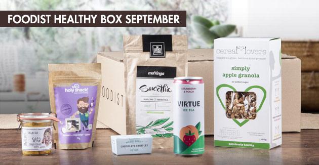 healthybox Gewinnspiel